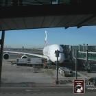 El avión: Airbus 380-800 de dos plantas.
