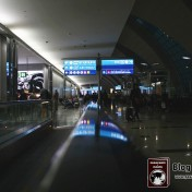 Aeropuerto de Dubai.