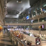 Todo un centro comercial parece el Aeropuerto de Dubai.
