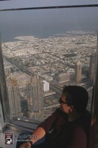 En el cielo de Dubai