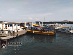 Borneo - Sabah - Kota Kinabalu - Jesselton Point Ferry to Sapi-mod
