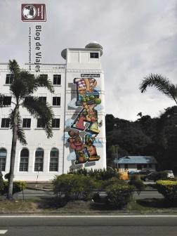 Borneo - Sabah - Kota Kinabalu - Wallprints-mod
