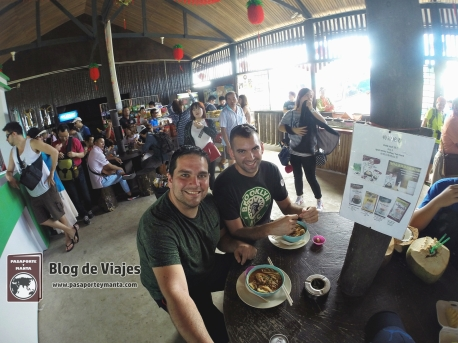 Borneo - Sabah - Weston Wetland Park