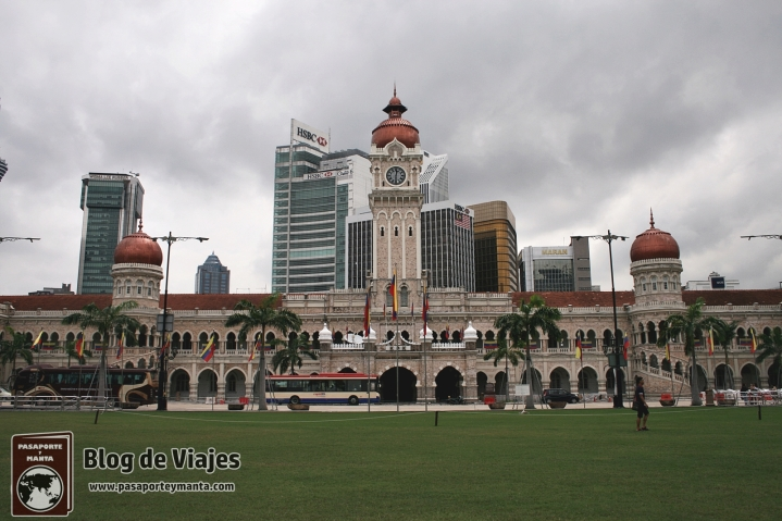 Kuala Lumpur - Bangunan Sultan Abdul Samad (2)-mod