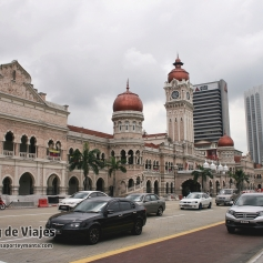 Kuala Lumpur - Bangunan Sultan Abdul Samad-mod