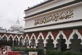 Kuala Lumpur - Masjid Jamek-mod