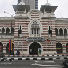 Kuala Lumpur - Muzium Tekstil-mod