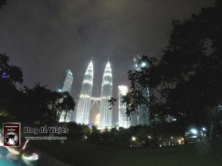 Kuala Lumpur - Petronas Twin Towers-mod