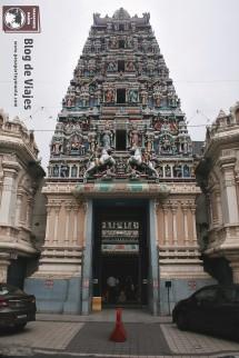 Kuala Lumpur - Temple