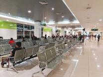 Kuala Lumpur - Terminal Bersepadu Selatan TBS Station