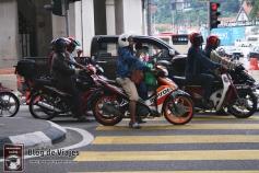 Kuala Lumpur Trafico-mod
