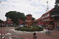 Melaka - Dutch Square