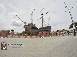 Melaka - Maritime Museum-mod