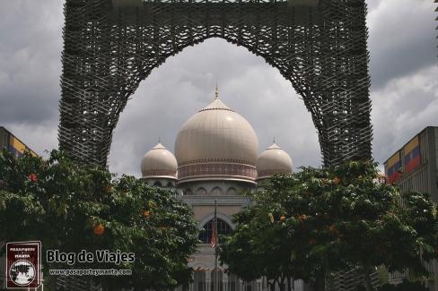 Putrajaya - Istana Kehakiman