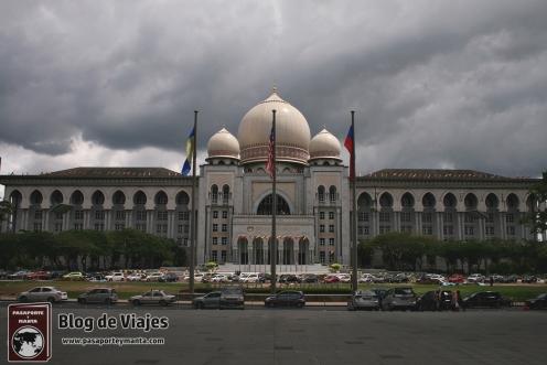 Putrajaya - Istana Kehakiman (3)-mod