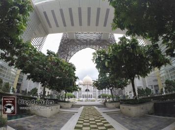 Putrajaya - Masjid Tuanku Mizan Zainal Abidin (2)-mod
