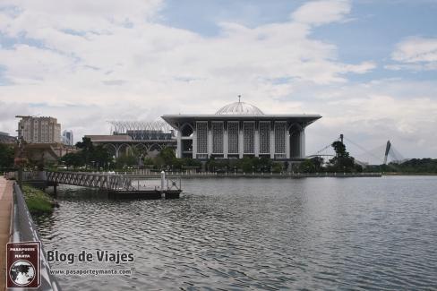 Putrajaya - Masjid Tuanku Mizan Zainal Abidin