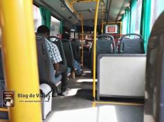 Putrajaya - Transporte Autobus