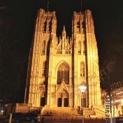 Bruselas Catedral de San Miguel y Gúdula