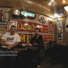 Bruselas Delirium Tremens Cervecería (2)