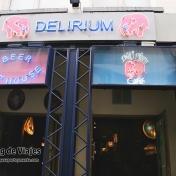 Bruselas Delirium Tremens Cervecería