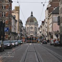 Bruselas Iglesia Real de Santa Maria