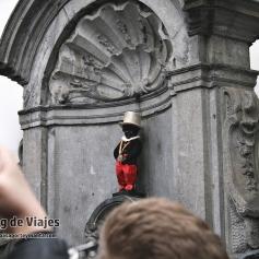 Bruselas Manneken Pis