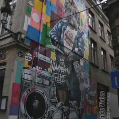 Bruselas Manneken Pis (3)
