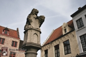 Brujas - Casas gremiales de los curtidores - Huidenvettersplein (1)-mod