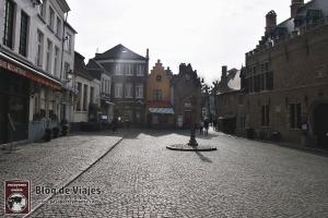 Brujas - Casas gremiales de los curtidores - Huidenvettersplein