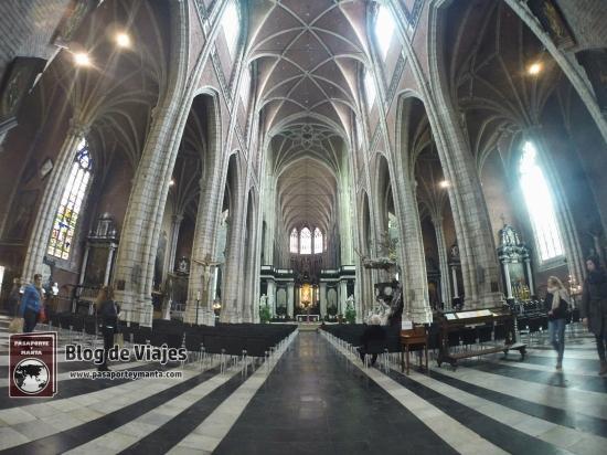 Gante Catedral de San Bavón