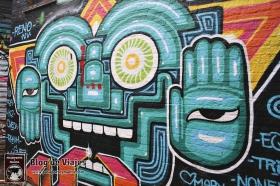 Gante - Graffiti Street