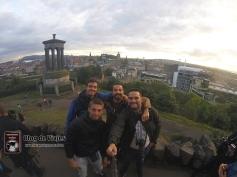 ESCOCIA Edimburgo - Calton Hill