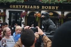 ESCOCIA Edimburgo - Greyfriars Bobby