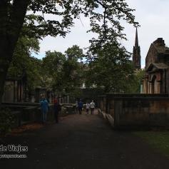 ESCOCIA Edimburgo - Greyfriars Kirkyard (1)