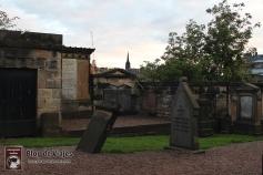 ESCOCIA Edimburgo - Greyfriars Kirkyard (3)