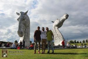 ESCOCIA Edimburgo - Kelpies (1)