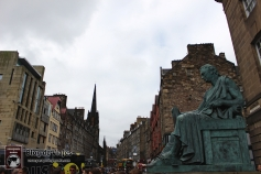 ESCOCIA Edimburgo - Royal Mile