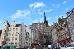 ESCOCIA Edimburgo - Victoria Street (2)