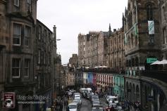 ESCOCIA Edimburgo - Victoria Street
