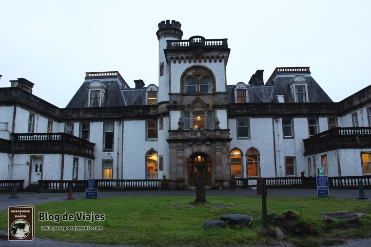 Escocia - Gartmore House (2)