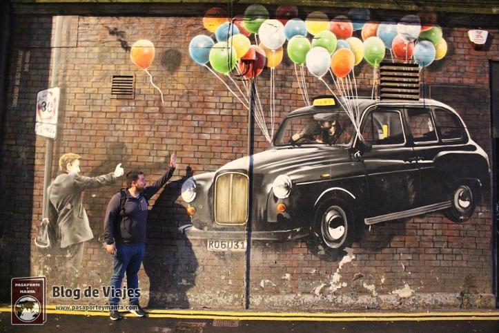 Escocia - Glasgow - Grafitti (3)