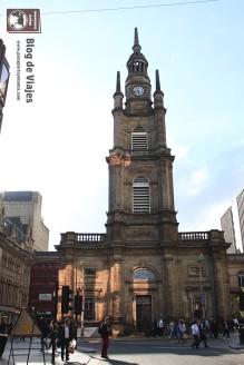 Escocia - Glasgow - Iglesia de San Jorge