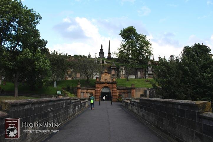 Escocia - Glasgow - Necropolis (1)