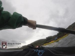 Escocia - Kayak en Arisaig (1)
