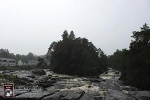 Escocia - Killin - Falls of Dochart (2)