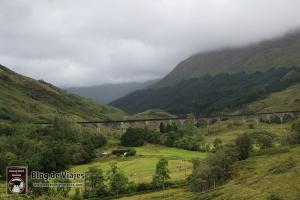 Escocia - Viaducto de Glefinnan y Loch Shiel (4)