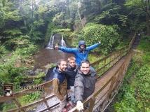 Fairy Glen Falls