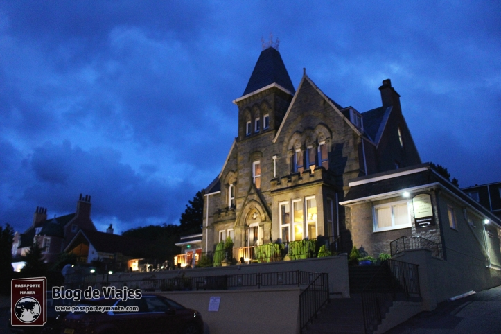 Fort William - Cruachan Hotel