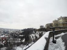 Bergamo Italia - Murallas Venecianas